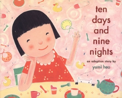 Ten Days and Nine Nights, Random/Schwarts & Wade, 2009.  Christopher Award  Parents' Choice Silver Honor     review   Publisher weekly    Parents' choice