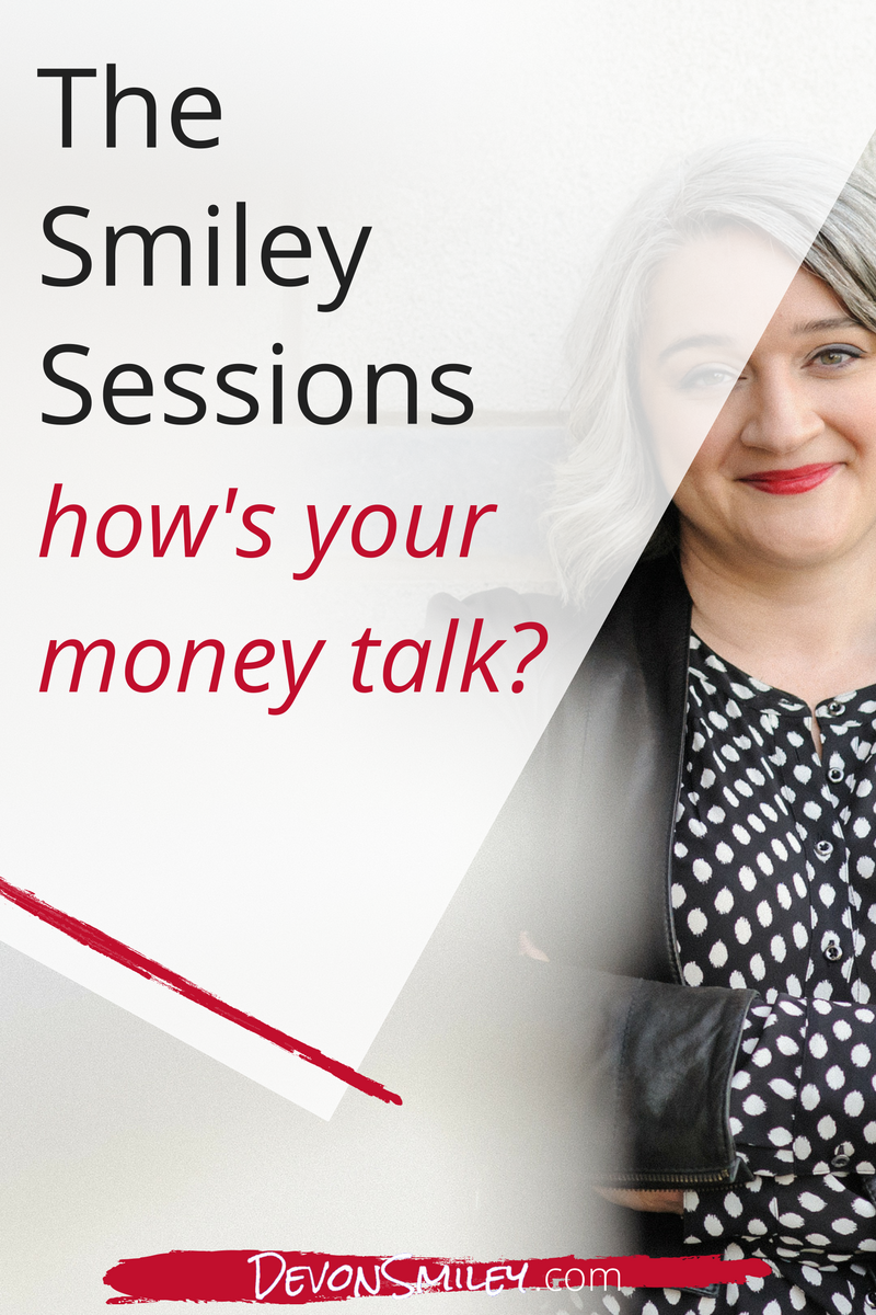 improve the way you speak about money and prices