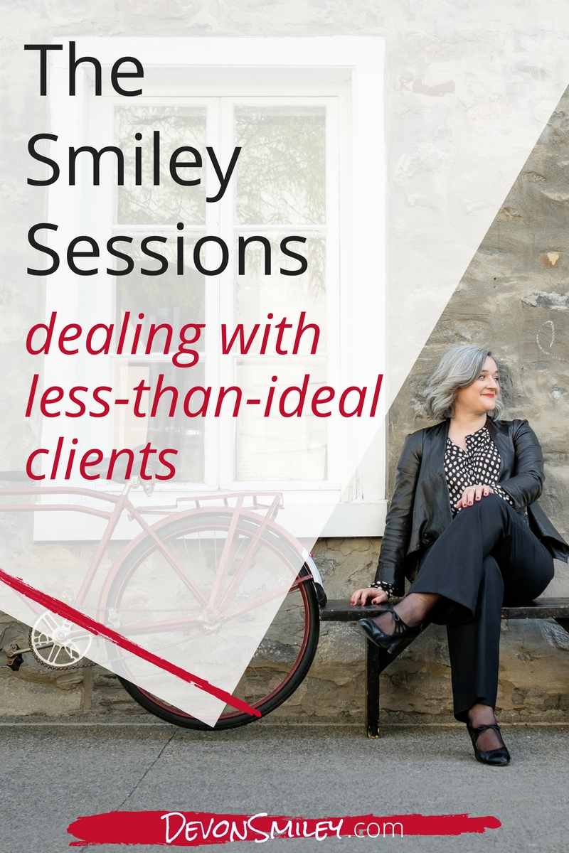 how to handle clients that are a bad fit for your business