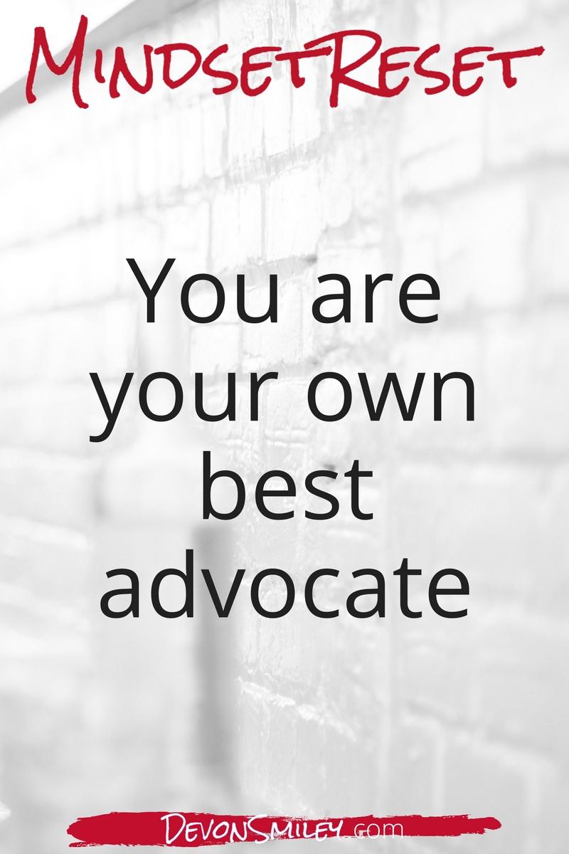 shift your entrepreneur mindset and speak up for yourself