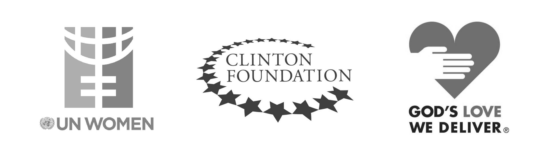 Devon Smiley Negotiation Consultant and Speaker UN Women Clinton Foundation God's Love We Deliver pro bono partnerships