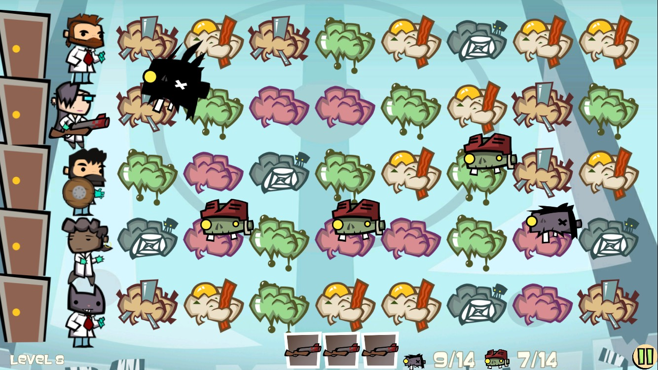 Zombie Match Defense is as fun as it is adorable, trust us
