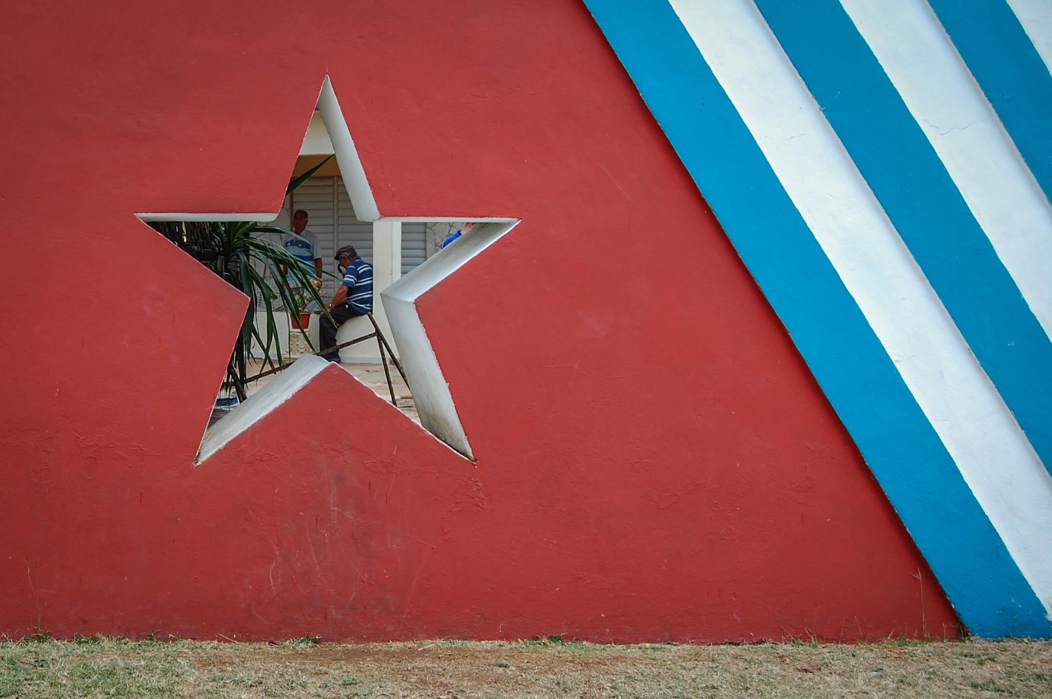 Seeing stars Varadero, Cuba Nikon D40, 18-55mm F3.5 3.13