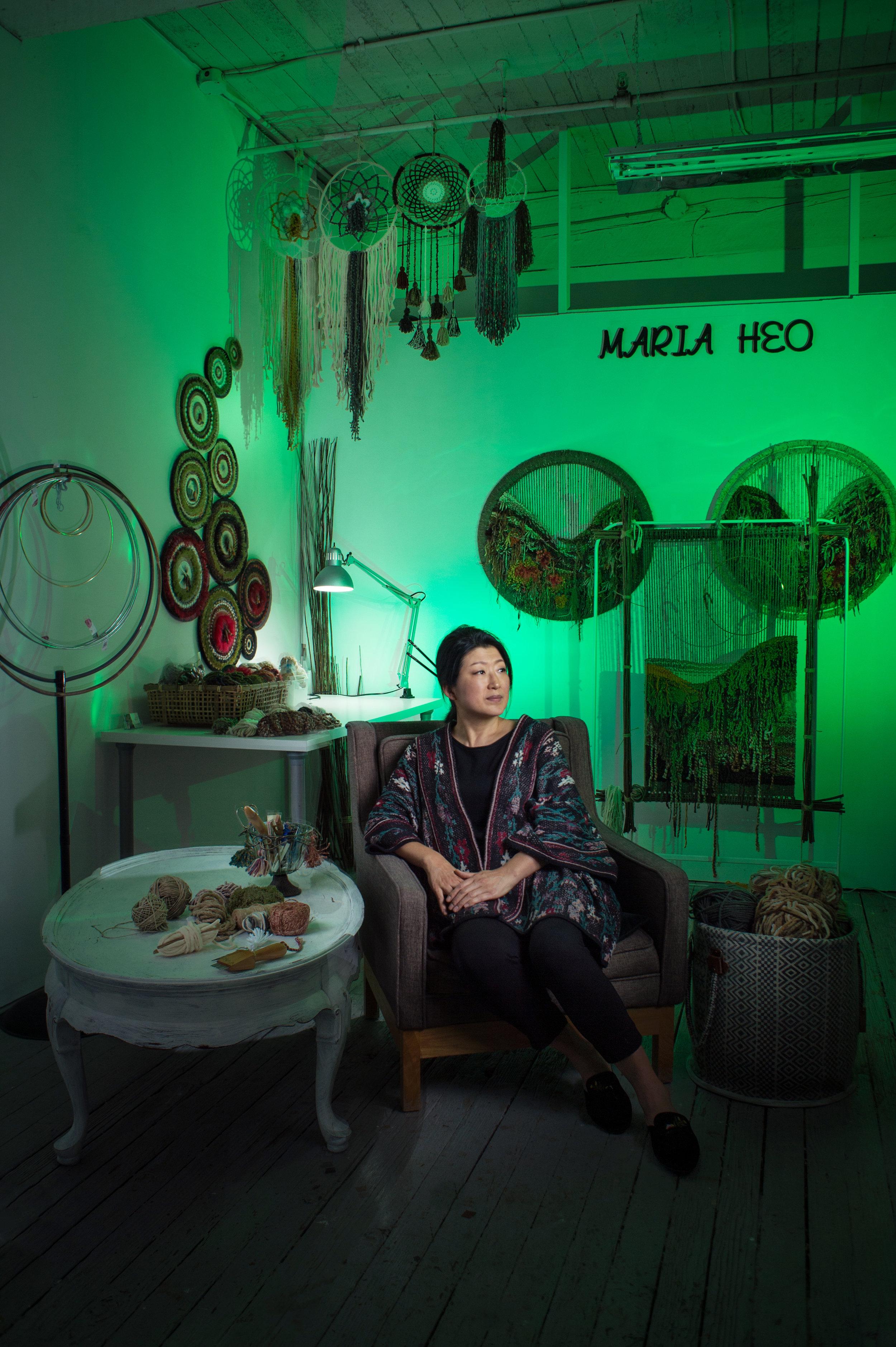 Maria Heo