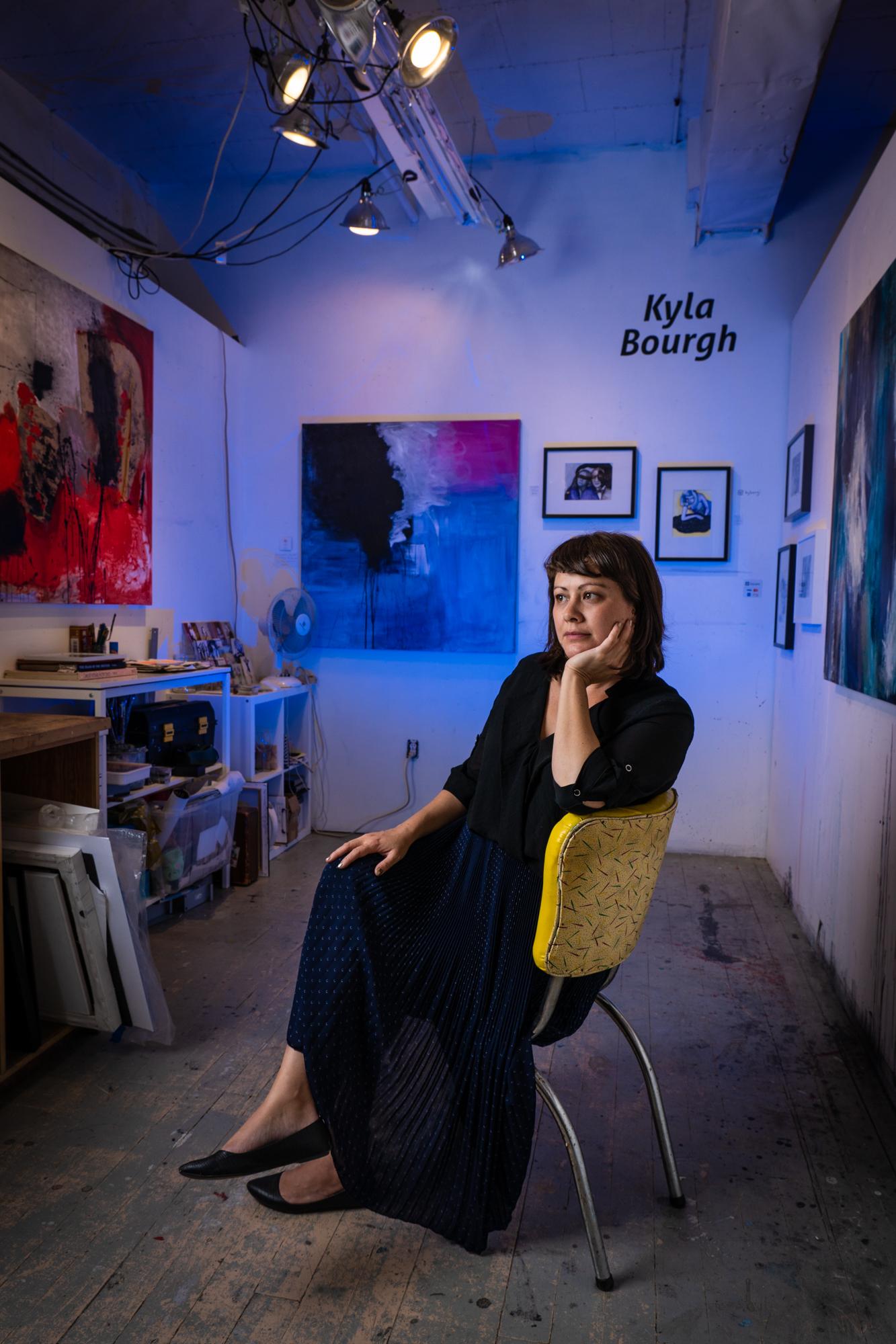 Kyla Bourgh