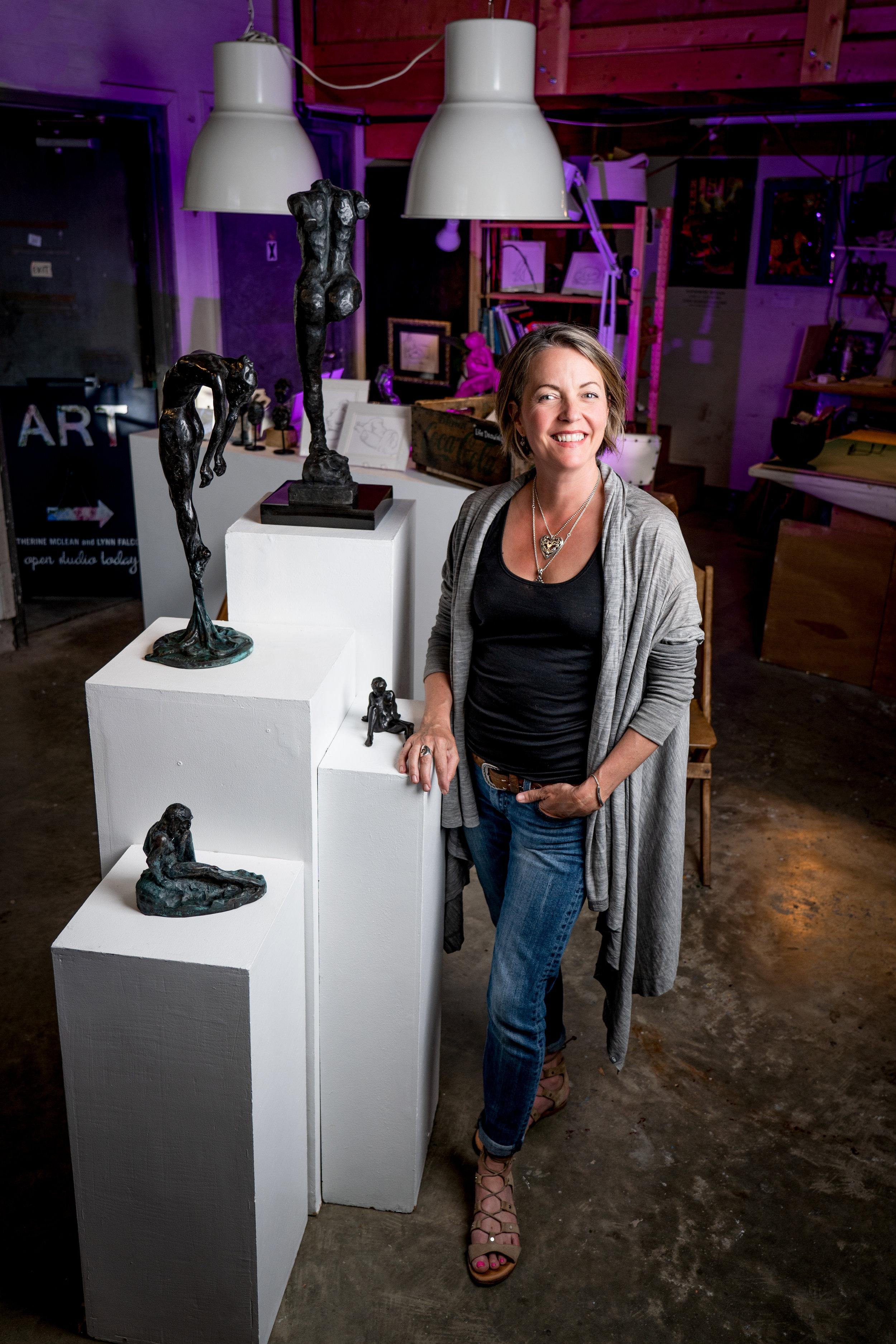 Lynn Falconer