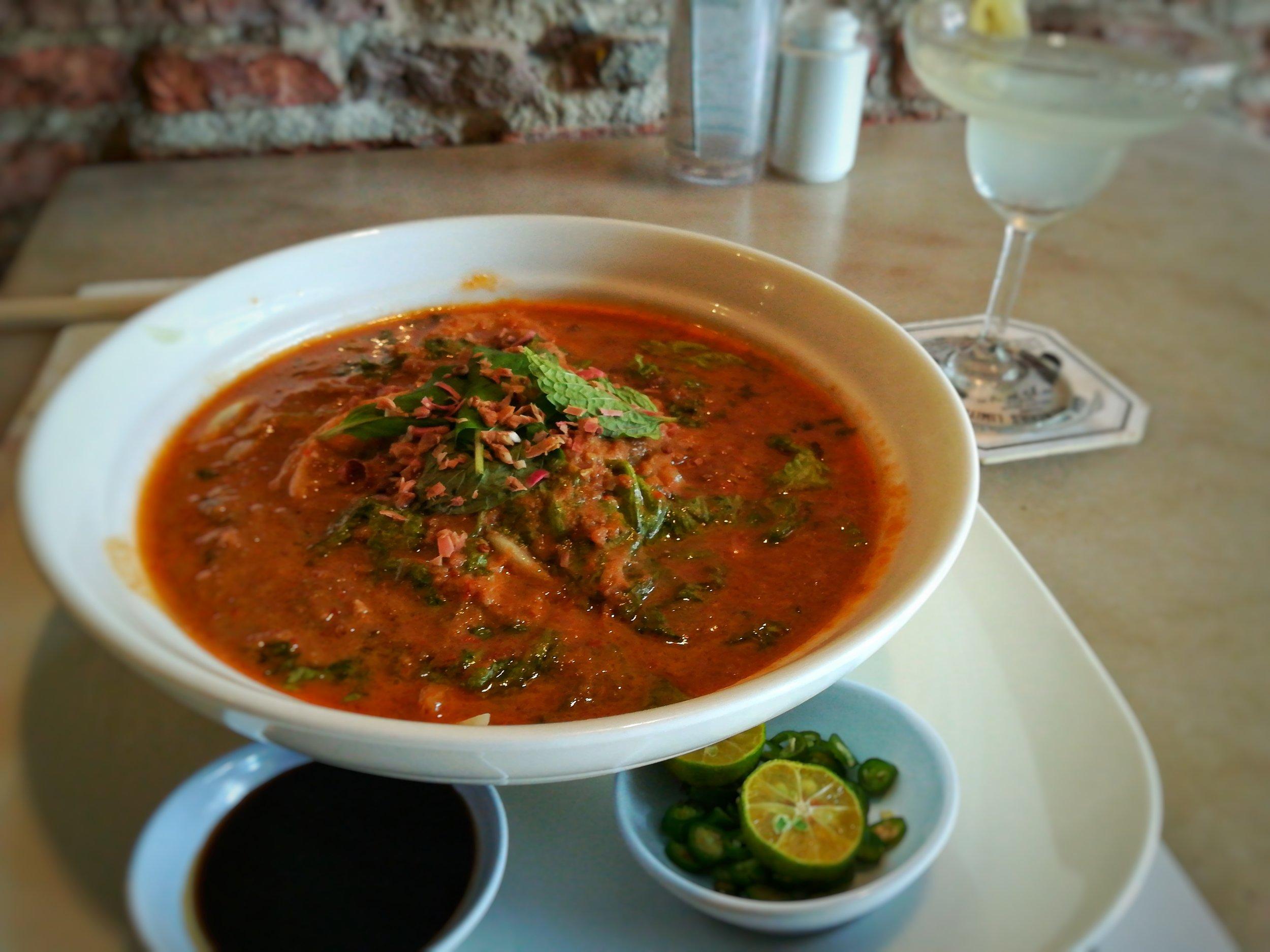 hop penang food crab laksa 1
