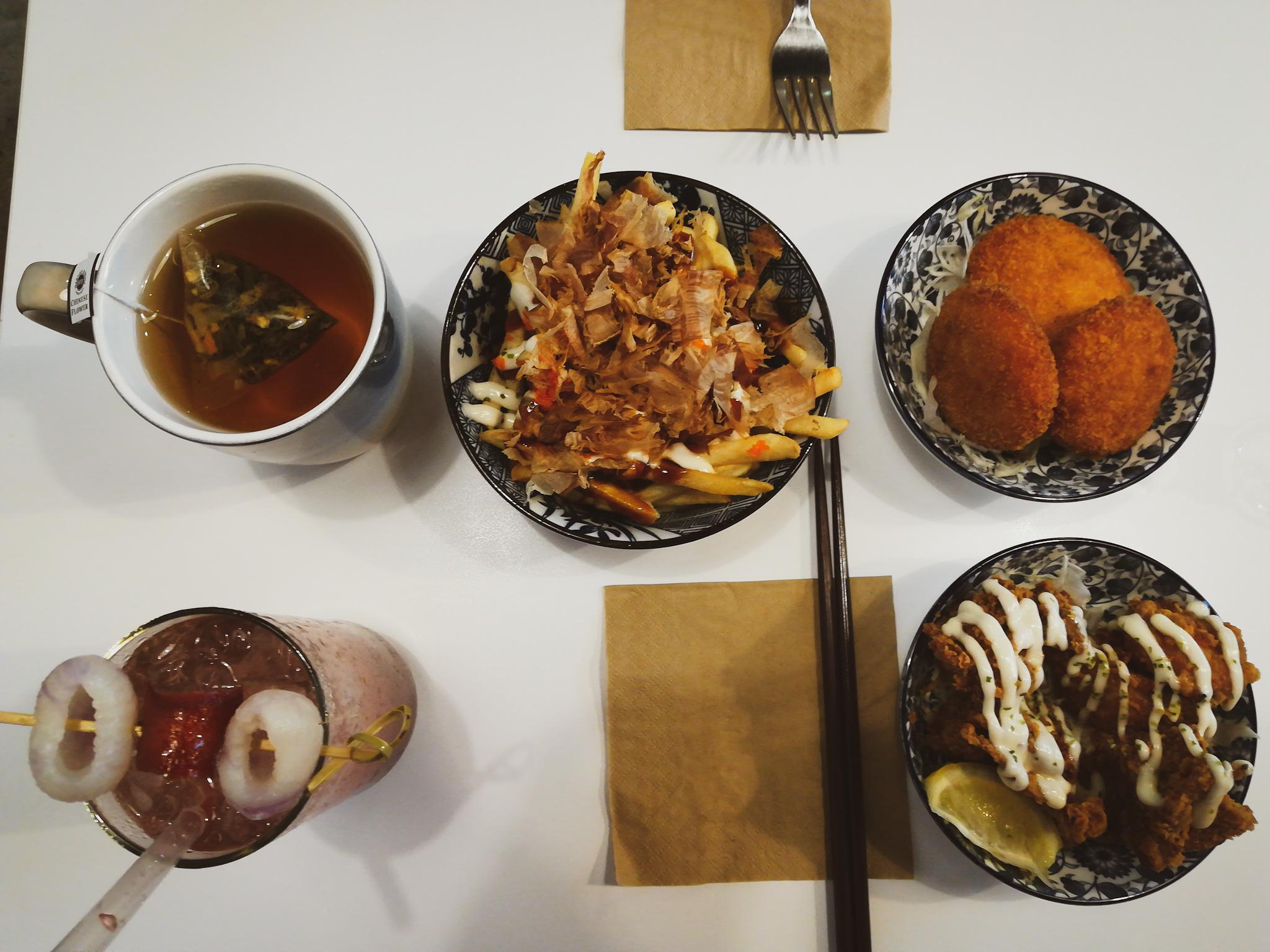 japanese food snacks penang george town fuku