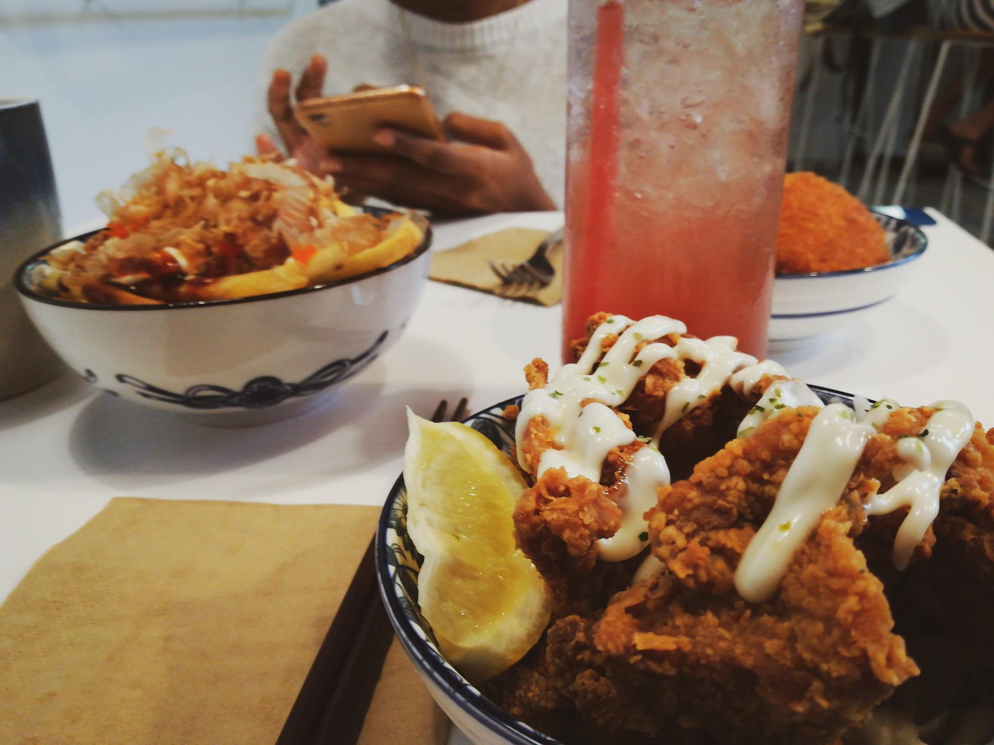 japanese food snacks penang fuku tori karaage