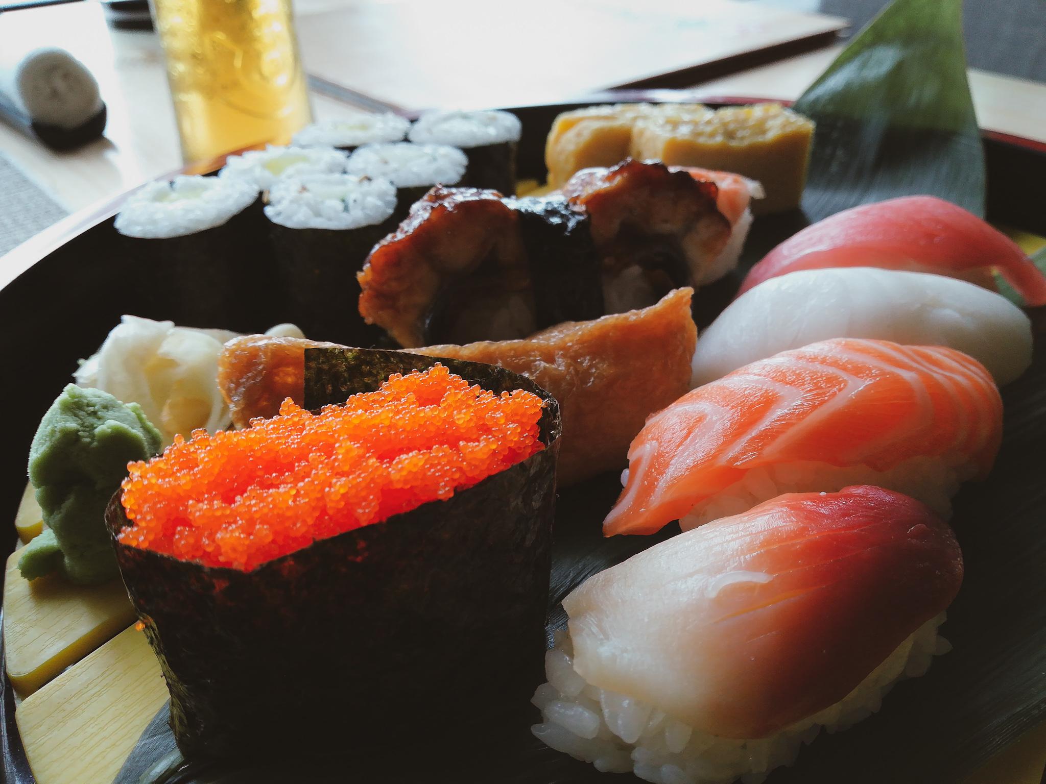 japanese food sushi penang jelutong akiyoshi