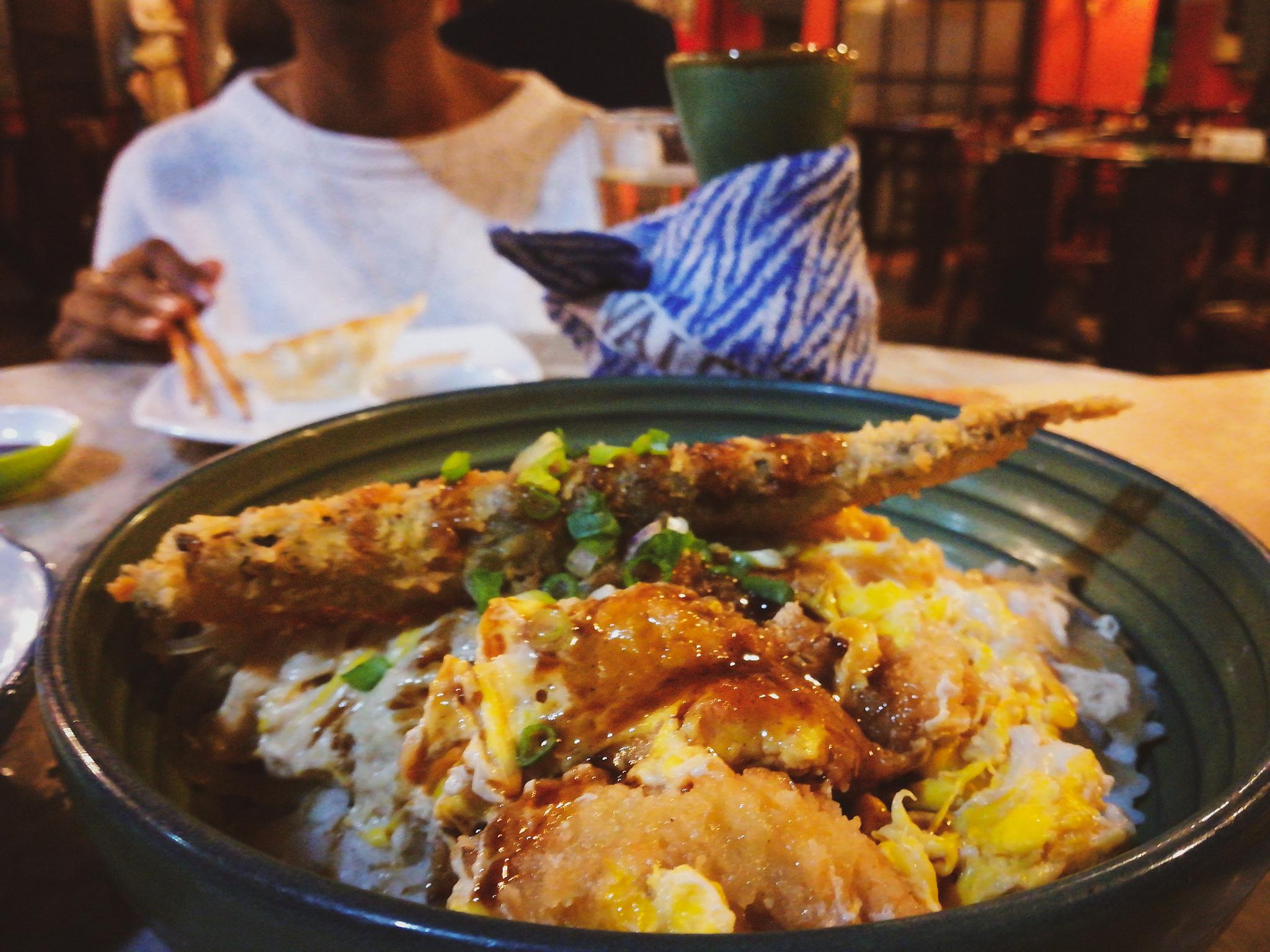 japanese food penang isaribi donburi