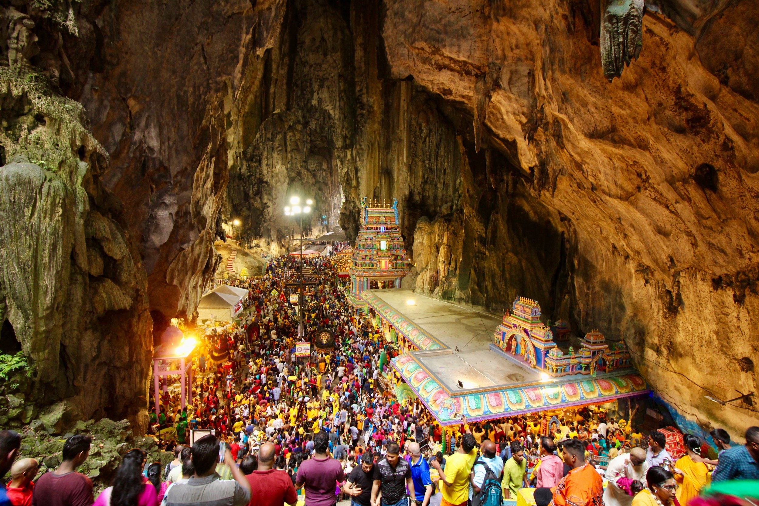 """A Visit to the Batu Caves - Has the era of the Instagramming """"culture vulture"""" impacted Thaipusam's solemn self-sacrifice?"""