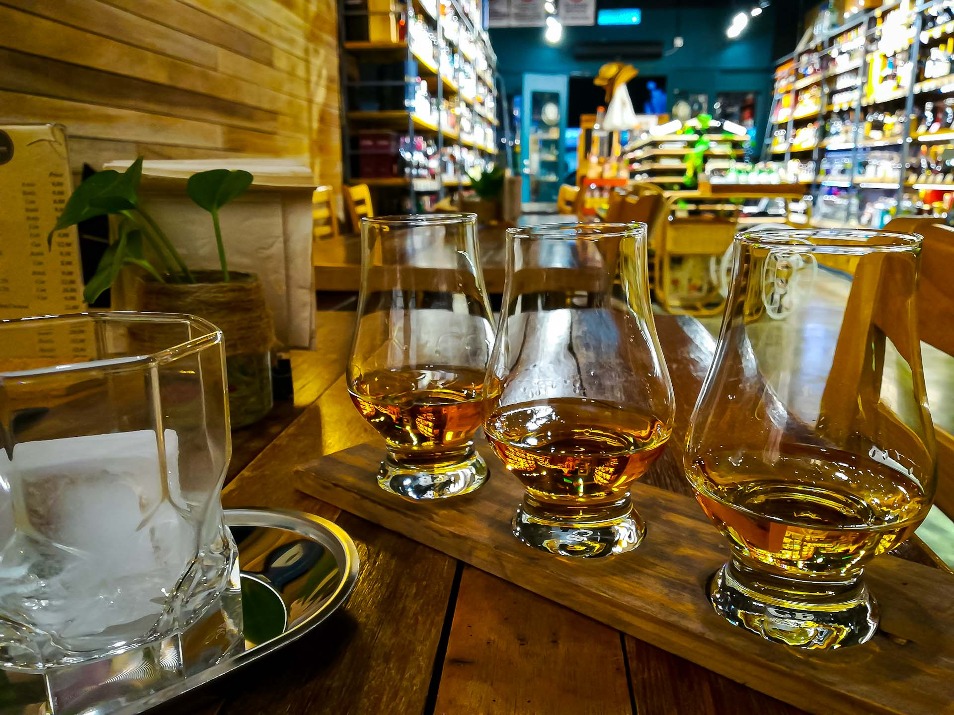 Heritage on a Plate Langkawi Best Seafood Japanese Whiskey Flight.jpg