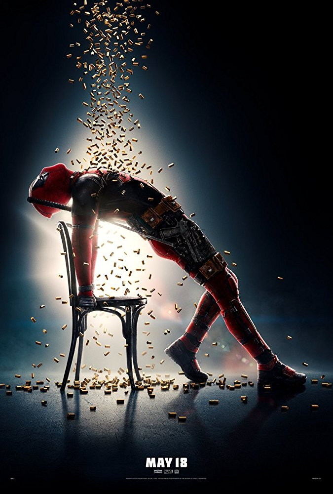 Deadpool 2 (2018) - Concept ArtistDirector: David LeitchVFX Supervisor: Mike Brazelton
