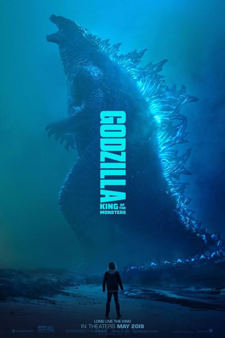 Godzilla : King of Monsters (2019) - Concept ArtistDirecto r: Michael Dougherty