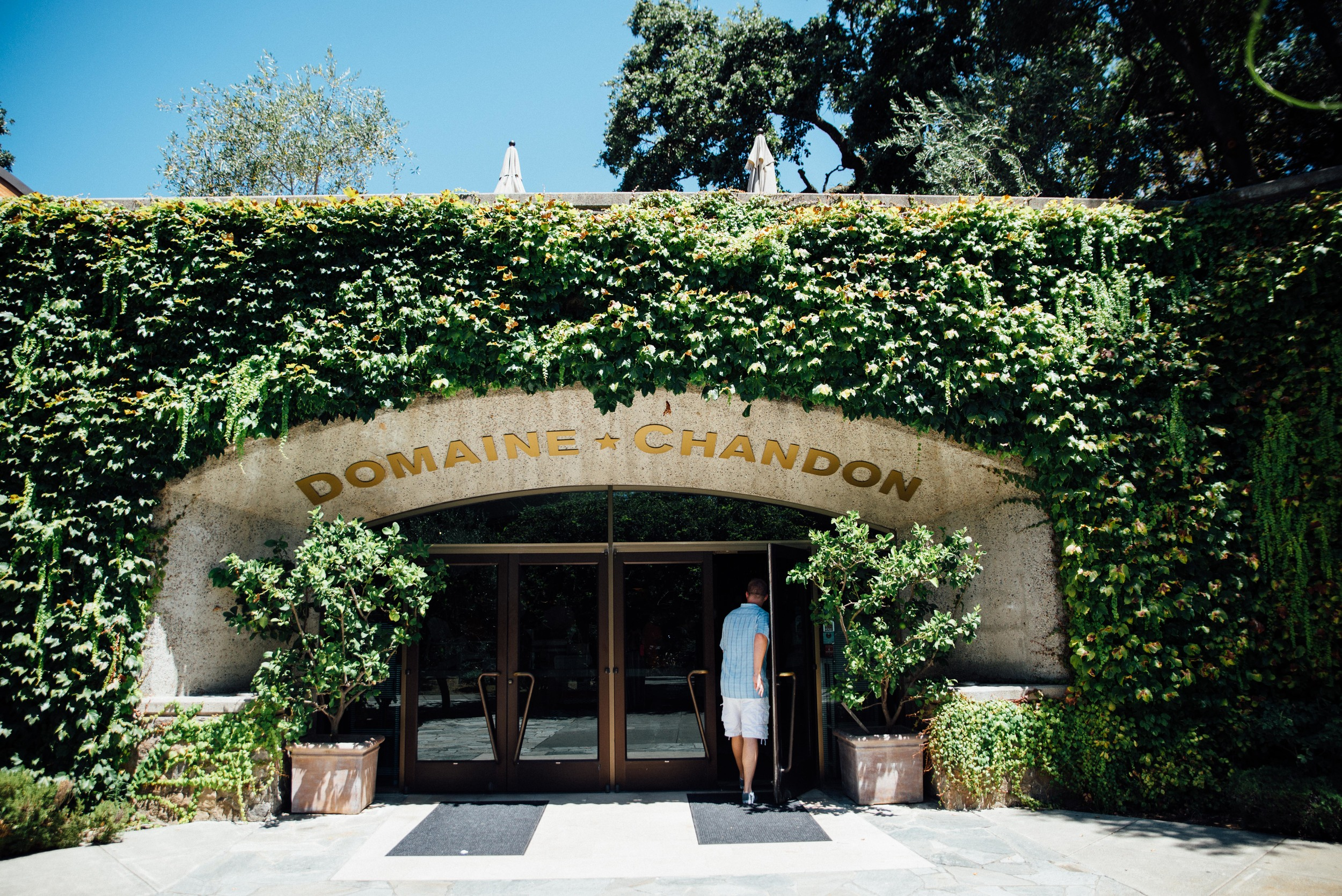Domaine Chandon, Napa, California