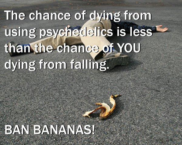 ban bananas