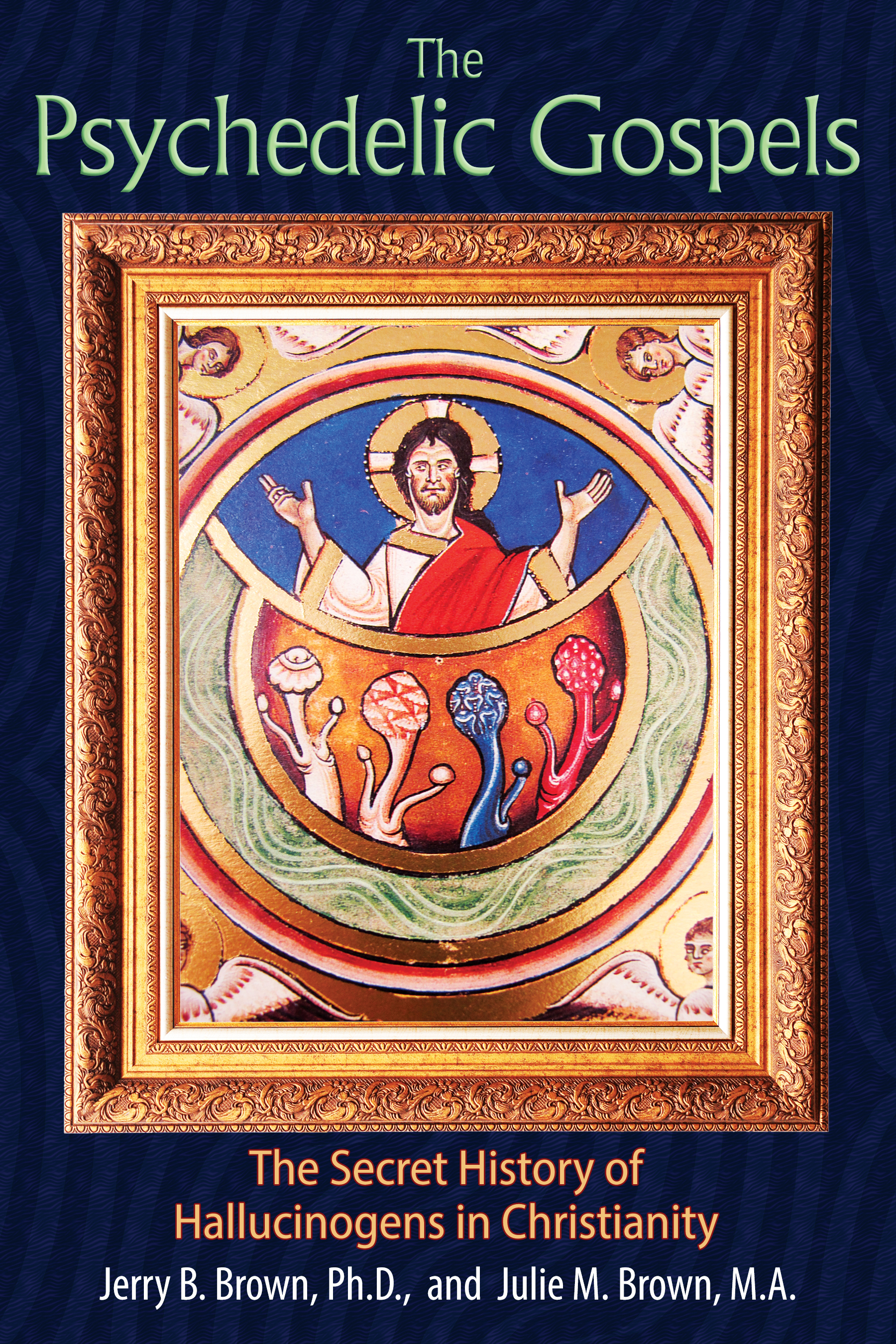 Cover:  God Creates Plants, Great Canterbury Psalter, England, c. 1180.