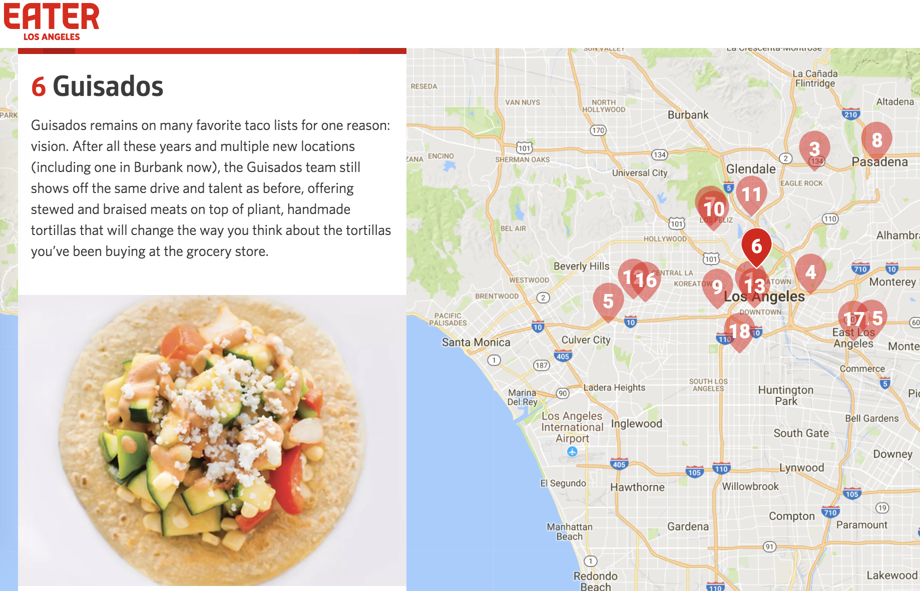 2017. A Quick Guide to Tacos in Los Angeles