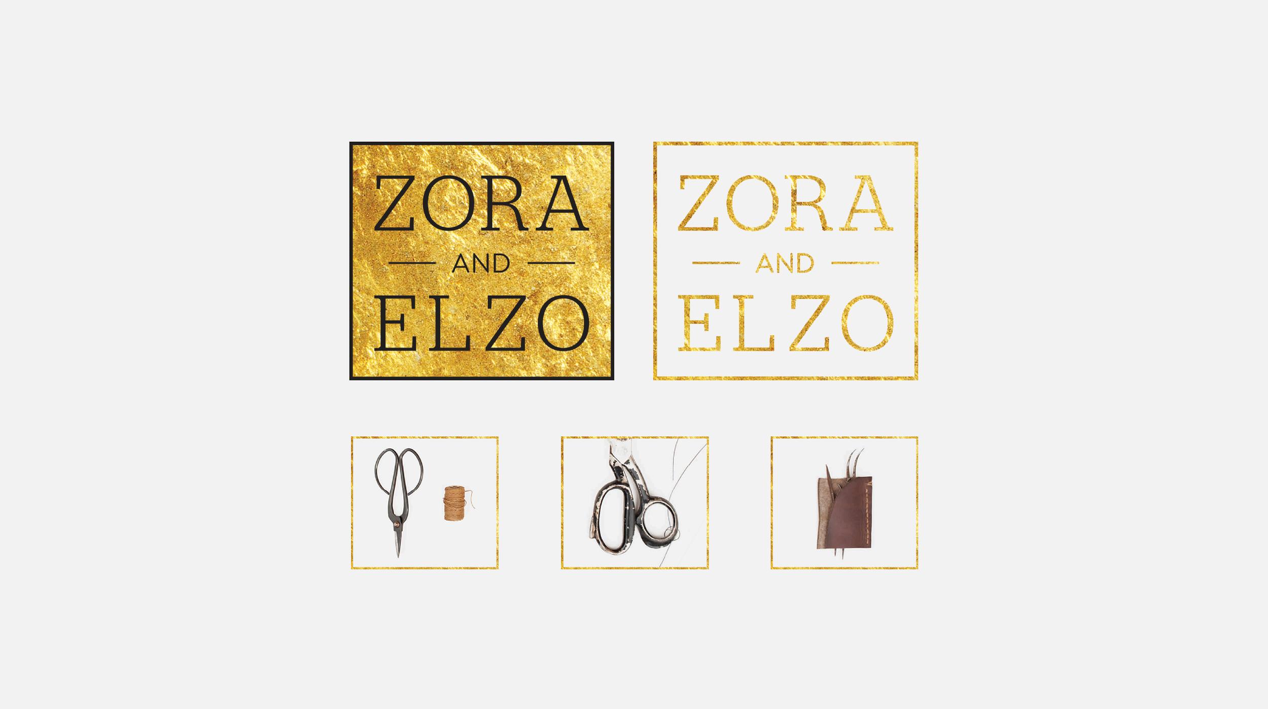 Zore and Elzo: Branding &Art Direction