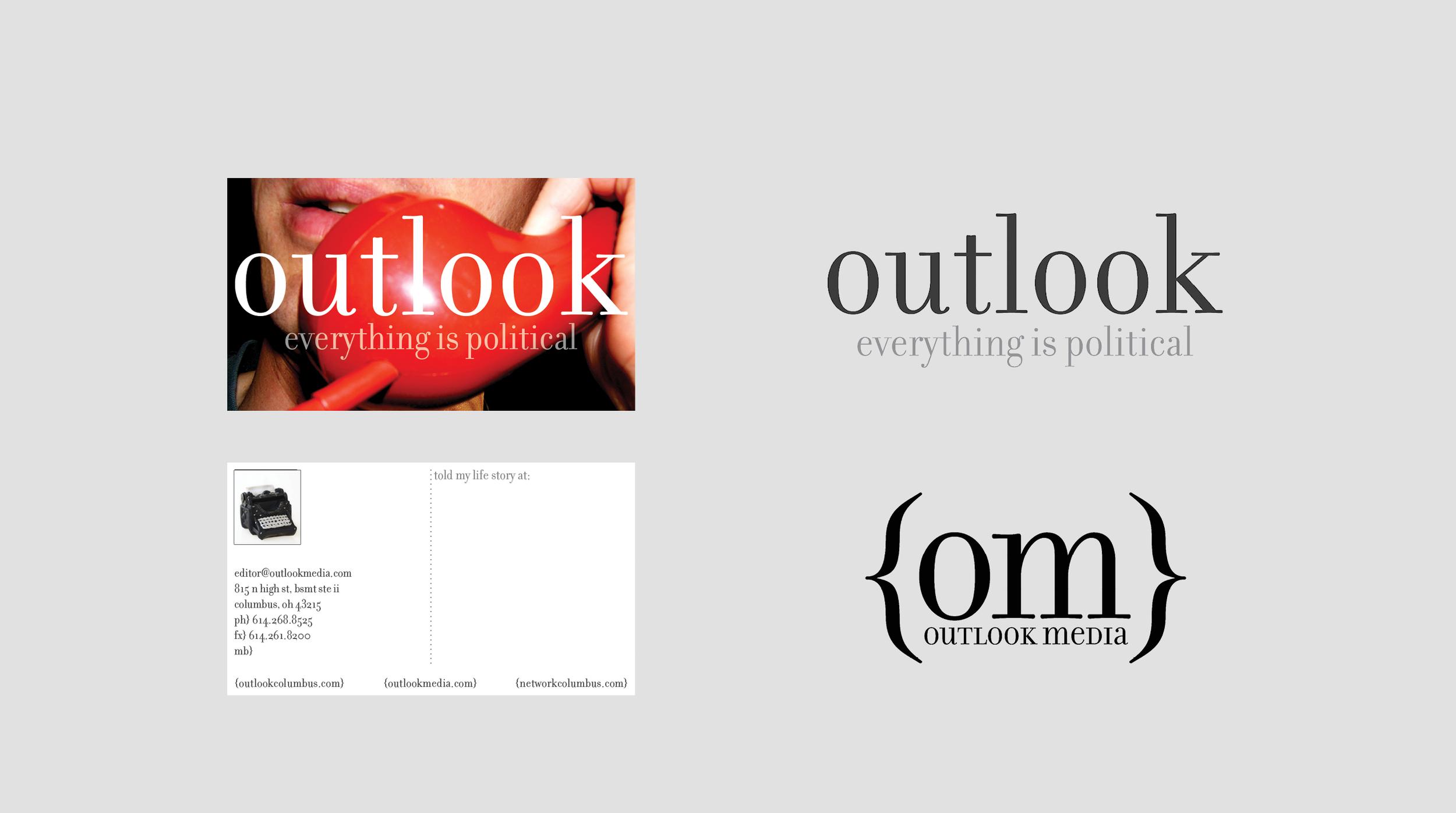 Outlook Media: Branding &Art Direction