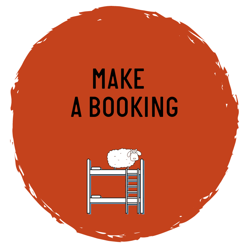 Make a booking at Sleep in Heaven