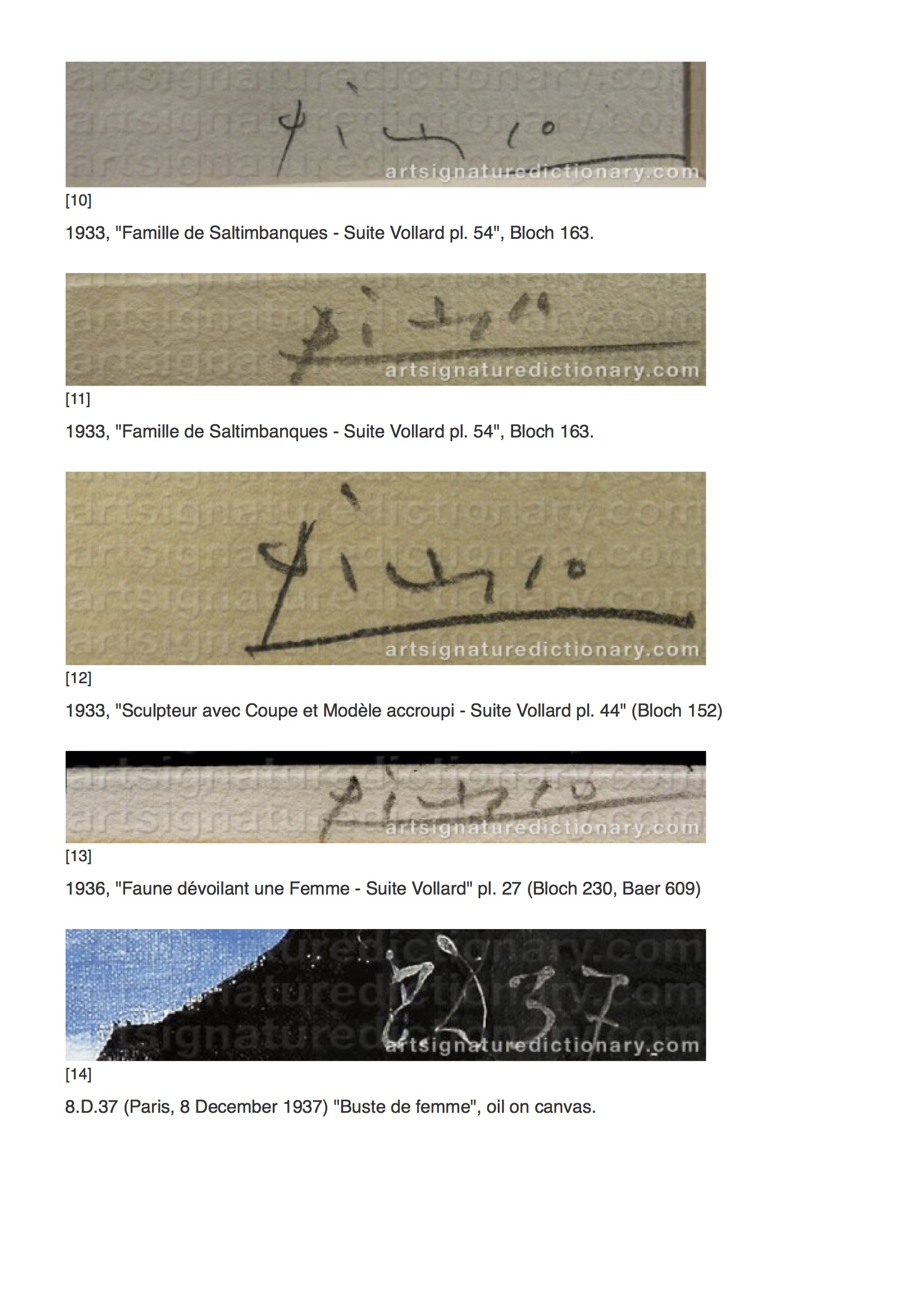 PICASSO, Pablo _ Artist's signatures and monograms, biographies and prices by Art Signature Dictionary3.jpg