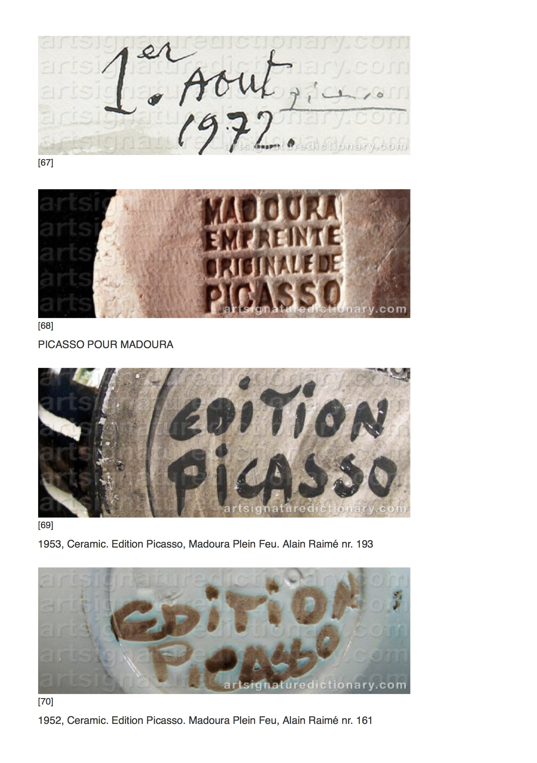 PICASSO, Pablo _ Artist's signatures and monograms, biographies and prices by Art Signature Dictionary15.jpg