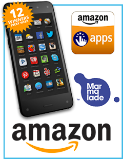 Marmalade Amazon Apps Promo