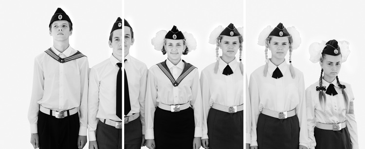 """From the series """" In the Russian Est"""", 2014 ©Davide Monteleone"""