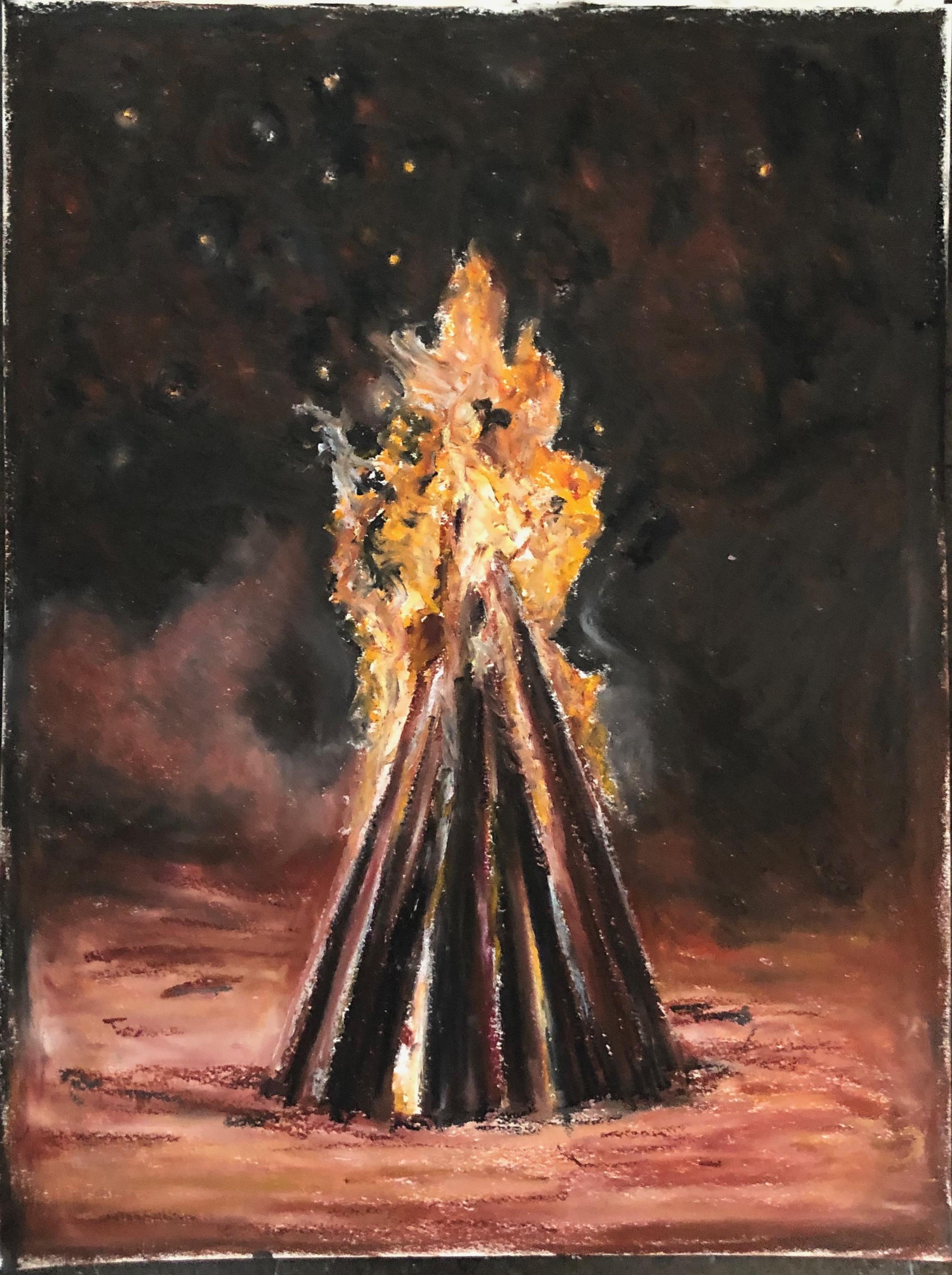 Levee Fire