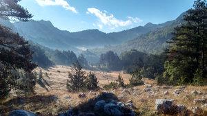 Ulaz u Pirinu poljanu