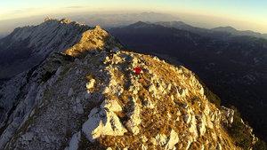 Pogled sa vrha na Reovačku gredu