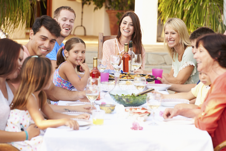 3 ways to make the most of family meals -