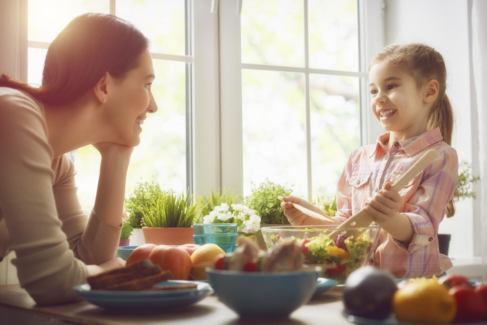 Establishing health habits -