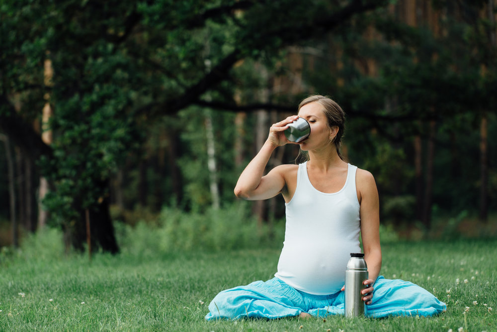 5 things for a natural childbirth -