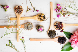 Teas and herbs safe and not safe to injest during pregnancy (includes chart) -