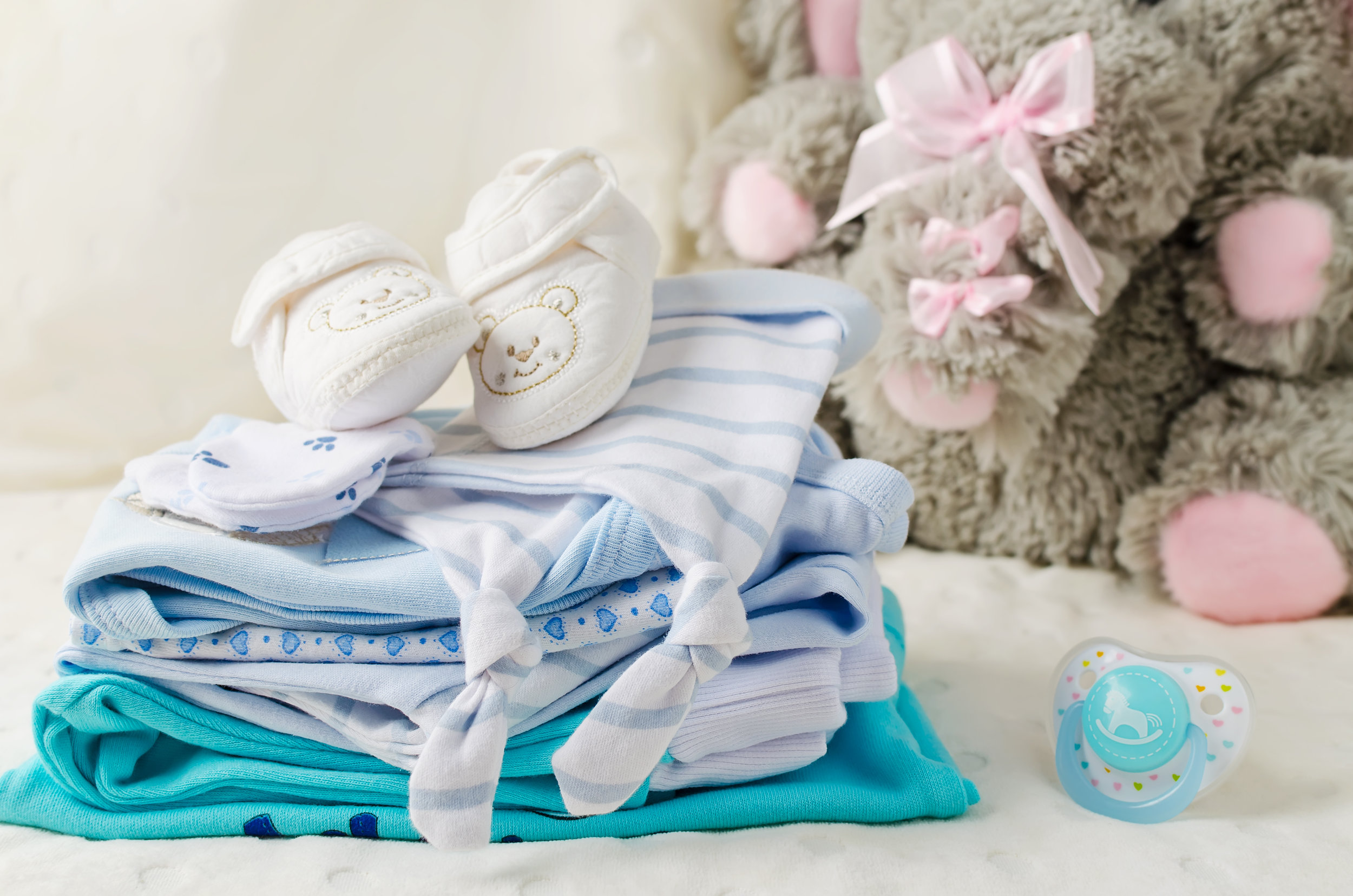 Your diaper bag checklist -