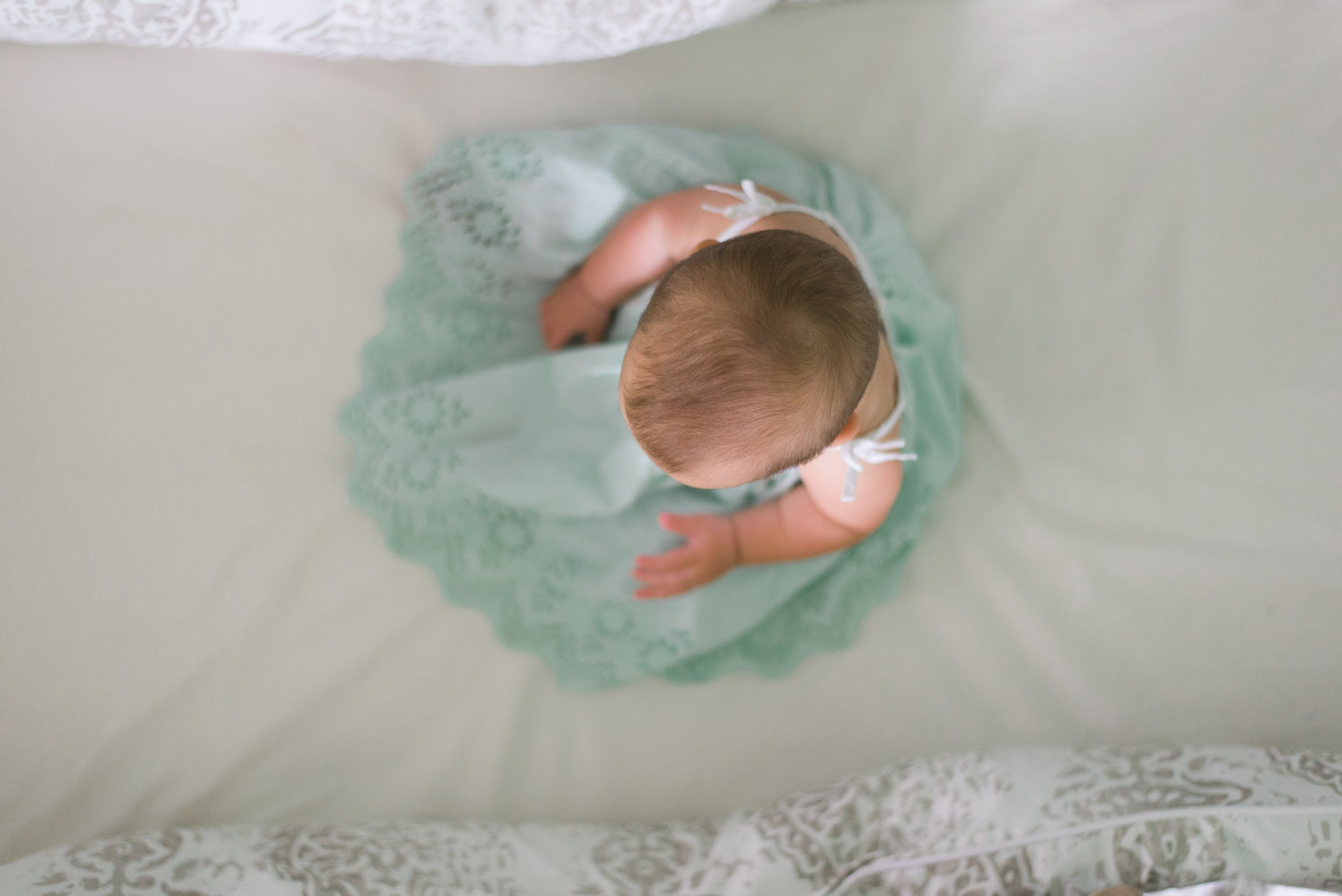 Why did my baby stop sleeping through the night? -