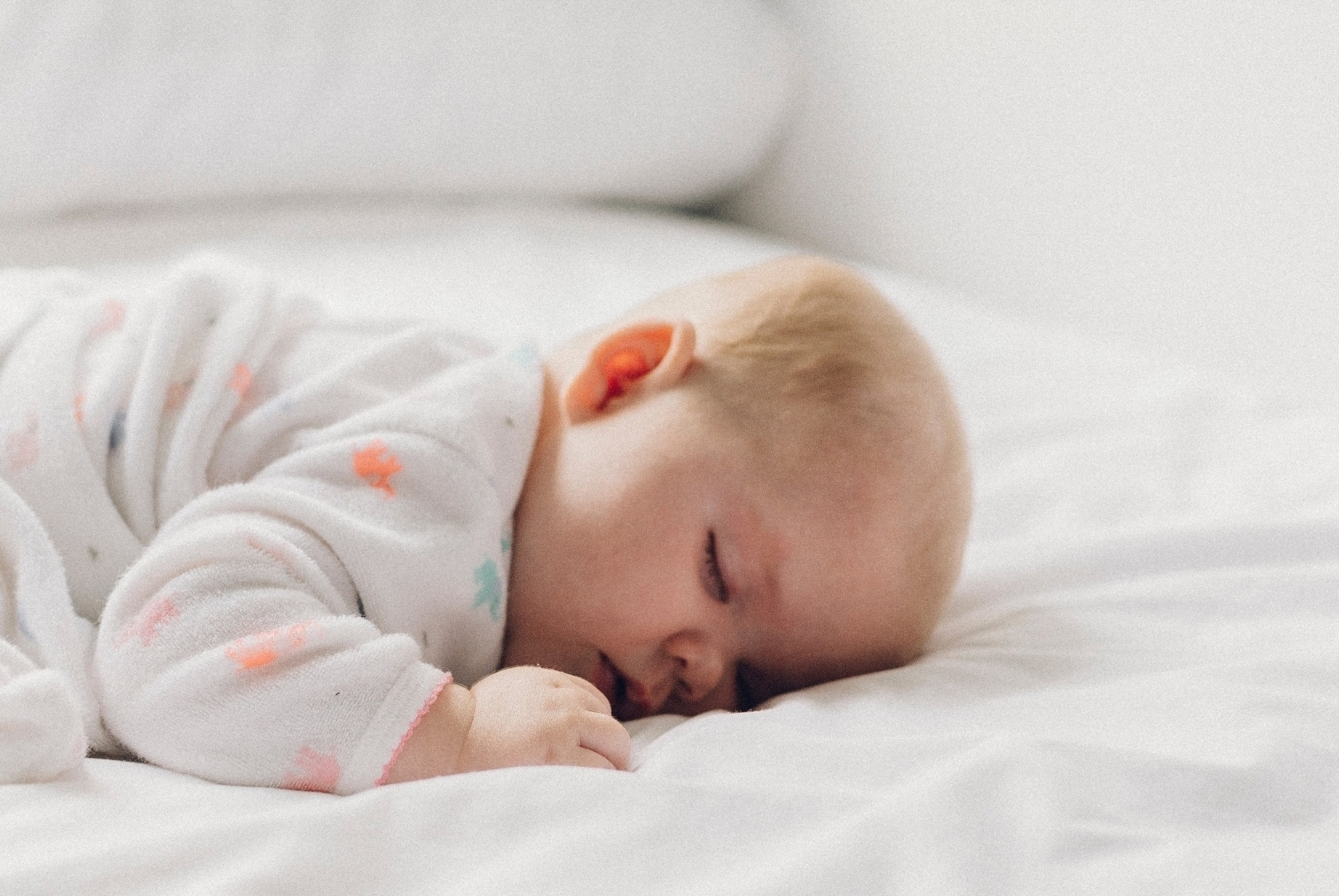 Is it better to have baby sleep on their tummy or their back? -