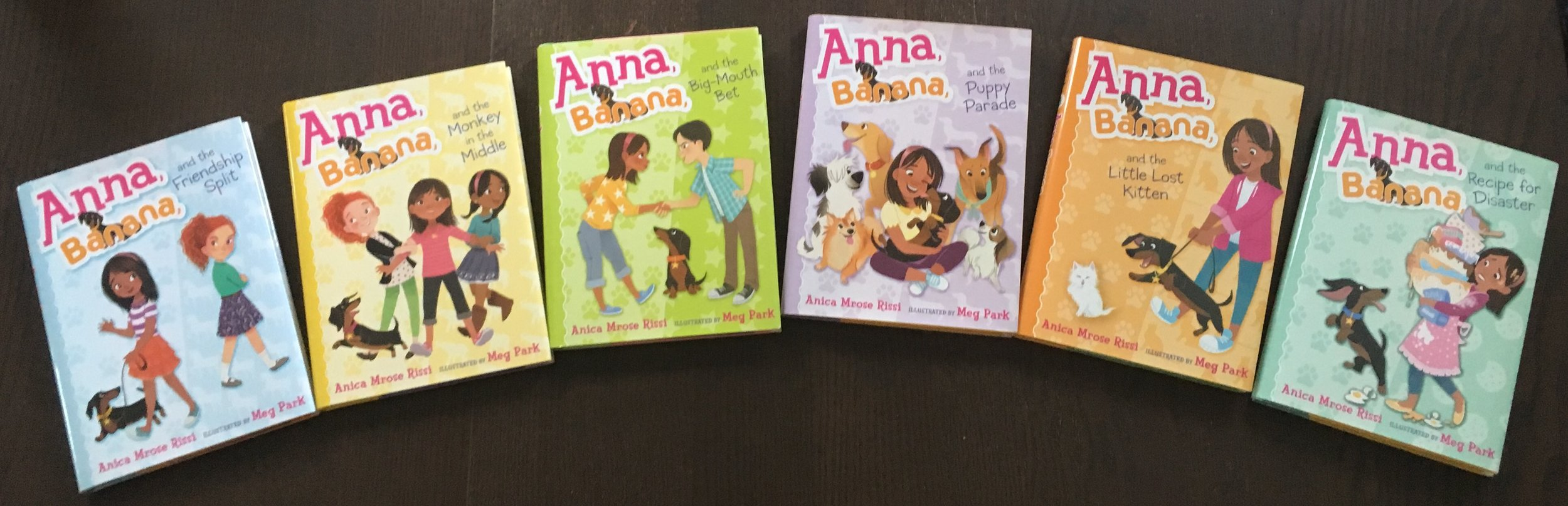 Anna Banana books by Anica Mrose Rissi.jpg