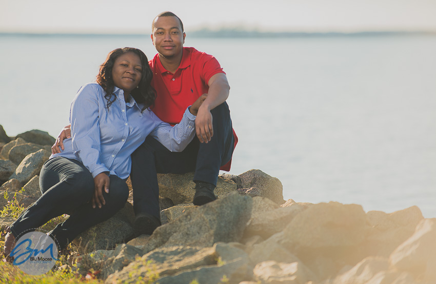 Moncks Corner Lake Moultrie Engagement Session-10.jpg