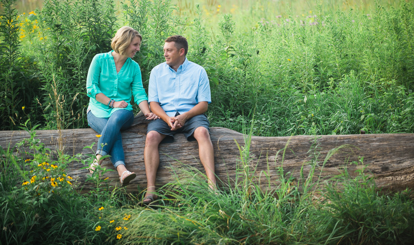 Jessica and Chuck Coffee Creek Watershed Preserve Chesterton Indiana Engagement Session-25.jpg