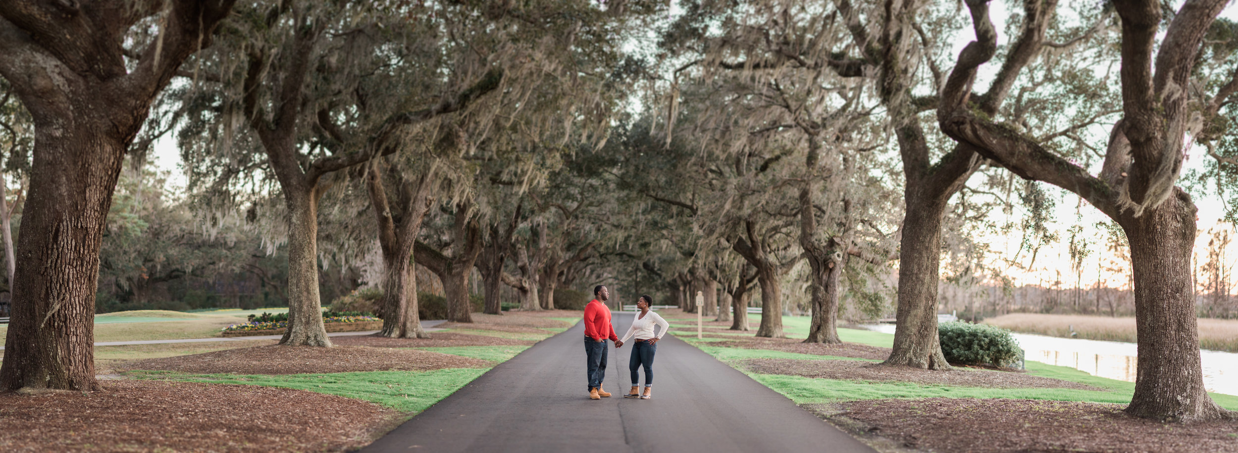Tomecca and Octavius Low Country Engagement -148.jpg