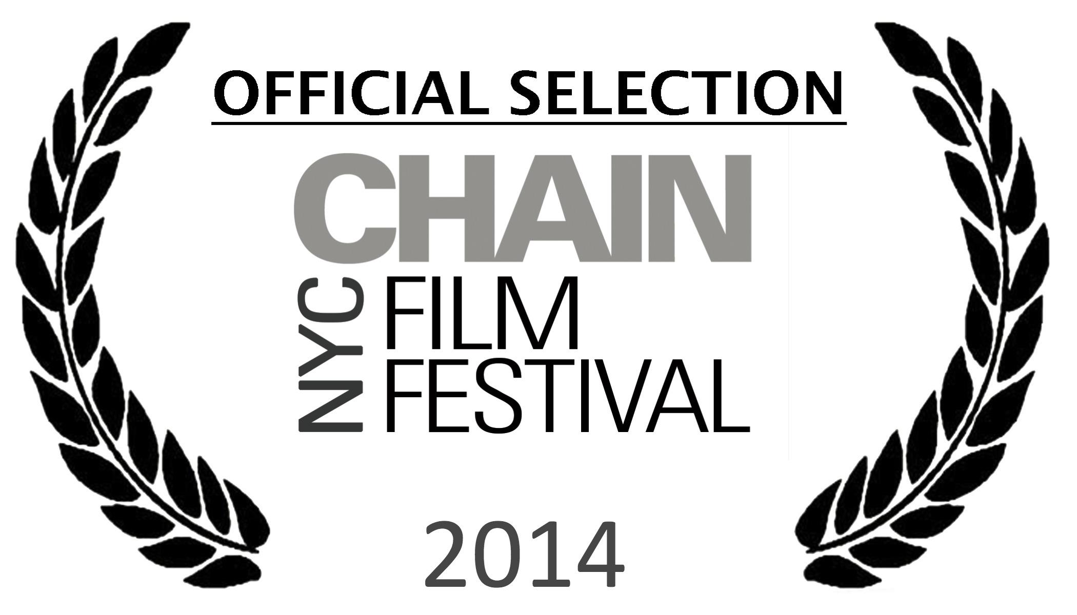 Chain Film Festival Laurels
