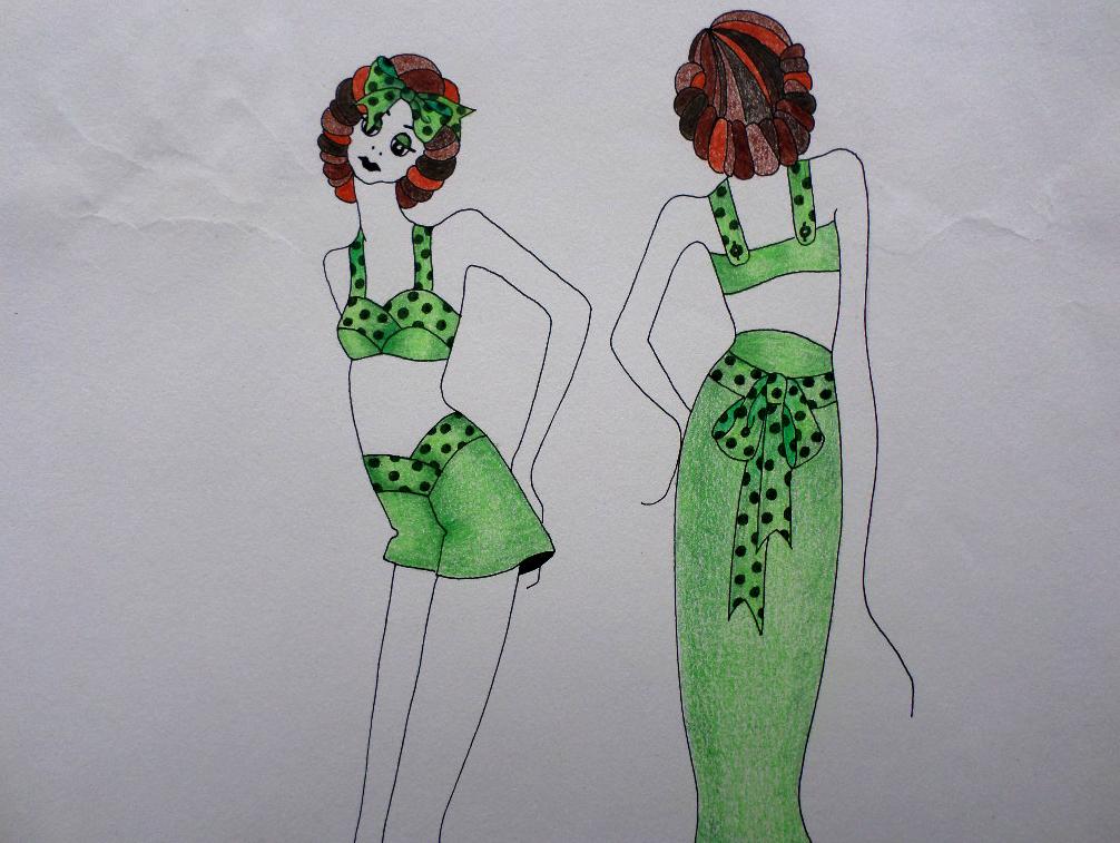 Original Fashion Illustration 9
