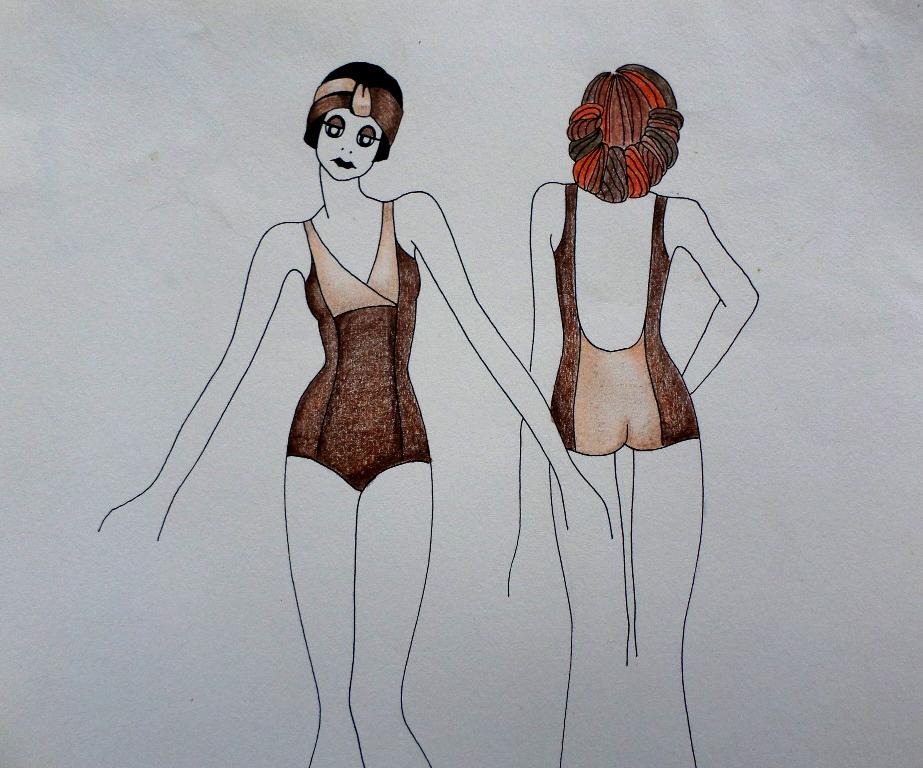 Original Fashion Illustration 10