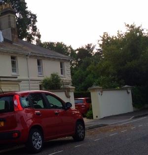 John Elwyn's home in Wichester