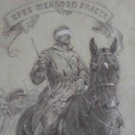 WW1 - War Horse - SOLD