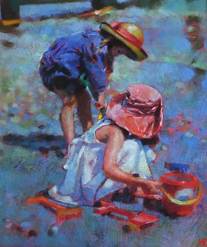 Mark Rowbotham original pastel